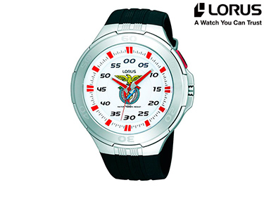 Relógio Lorus® Club S.L.Benfica de Homem | R2329FX9