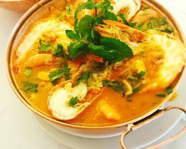 Jantar Especial: Cataplana de Marisco c/2 Lagostas | Tertúlia do Paço