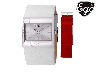 Relógio Ego® Central Park c/ Bracelete Extra | Mulher