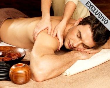 Massagem Desportiva p/ Ele! Sem Tensão Muscular | 13 Holmes Place Spa