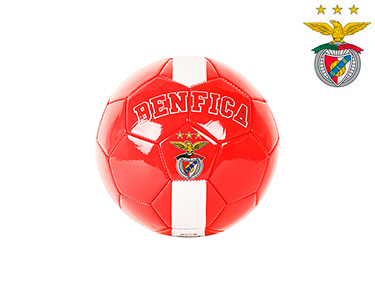 Bola de Futebol Benfica | White Stripe