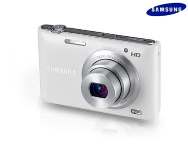 Câmara Fotográfica Samsung® ST150F | 16,2 Megapixéis + Wi-Fi