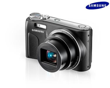 Câmara Fotográfica Samsung® SWB500 | Detalhes Impressionantes