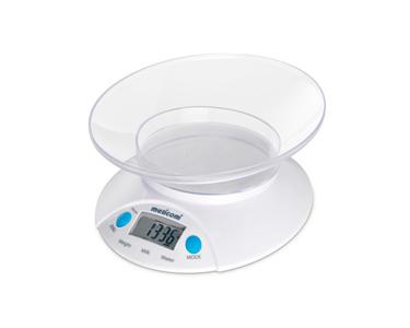 Balança Electrónica de Cozinha Oval | Cozinhados a Rigor