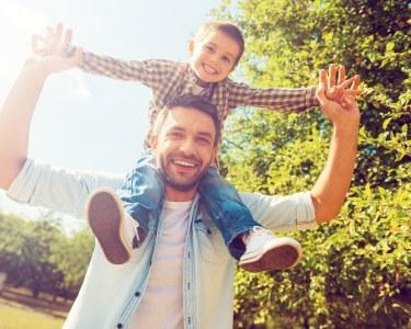 Especial Dia do Pai! Sessão Fotográfica Profissional até 4 Pessoas