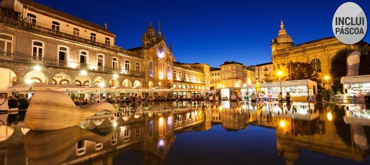 Páscoa Tradicional em Braga | 2 Noites com Jantar no Comfort Inn Braga