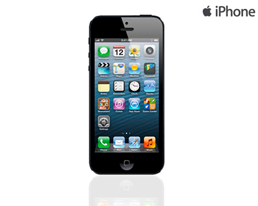 iPhone® 5 16GB Black Recondicionado A+++  | Autonomia e Desempenho!