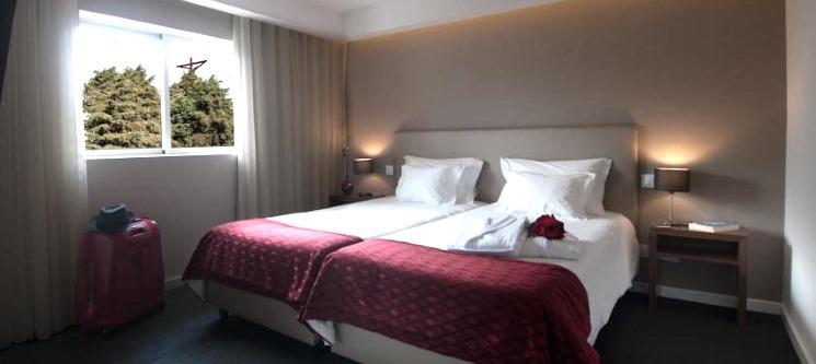 Fátima | Noite de Sonho & Jantar Romântico no Hotel Regina