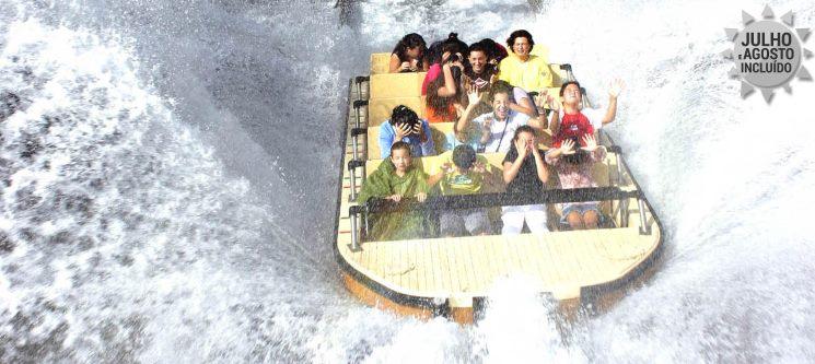 Isla Mágica: 1, 2 ou 3 Noites em Hotel 4* + Entradas » Diversão em Grande!