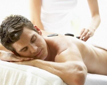 Para o Melhor Pai! Massagem Hot Stones, Relax ou Terapêutica | Estoril