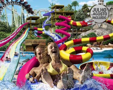 Sevilha | Férias na Isla Mágica + Água Mágica e Noites em Hotel 4*