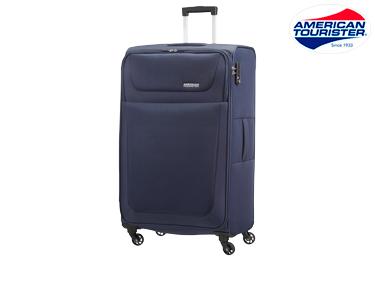 Mala American Tourister® Sacramento | Spinner Azul Marinho L