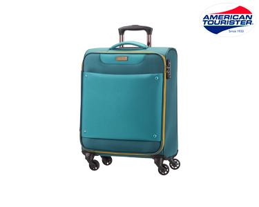 Mala American Tourister® Ocean Grove Cabine | Spinner Azul Petróleo