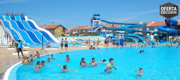 1 a 7 Noites + Parque Aquático Mariparque | Hotel Cristal Vieira Praia & Spa