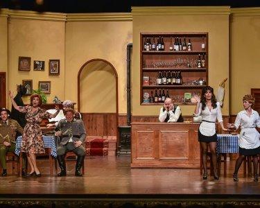 «Allo Allo» - A Comédia Clássica agora no Teatro Armando Cortez!