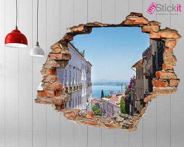 Vinil Design 3D | Lisboa