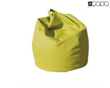 Puff Bean Bag Eco   Escolha a Cor