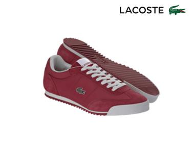 Ténis Lacoste® Romeau Homem | Vermelho