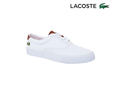Ténis Lacoste® Bellevue SAR Homem | Branco
