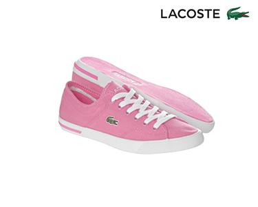 Ténis Lacoste® Ramer Mulher | Rosa