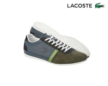 Ténis Lacoste® Misano Homem | Verde