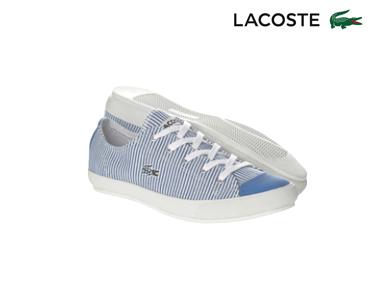 Ténis Lacoste® Fairburn Mulher | Azul