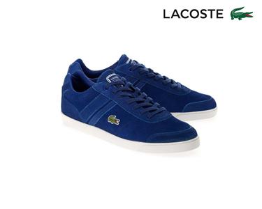 Ténis Lacoste® Comba Homem | Azul