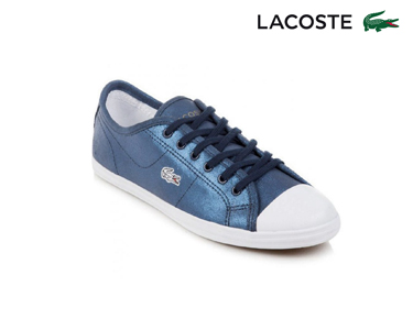 Ténis Lacoste® Ziane Mulher | Azul Escuro