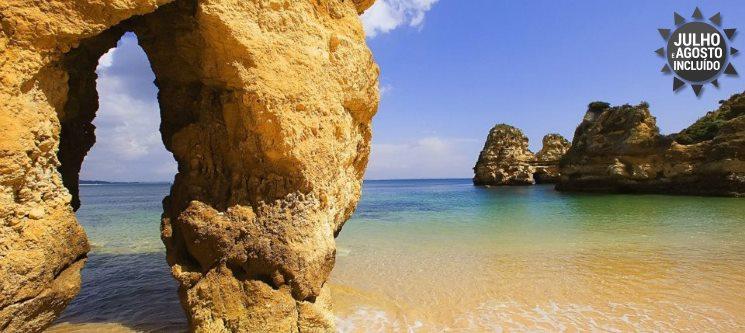 Férias no Algarve - Galé | 2 a 7 Noites em T1 até 4 Pessoas no Resort Glenridge