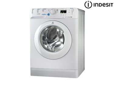 Máquina de Lavar Roupa Indesit Push & Wash| 9 Kg, 1000 rpm, A++