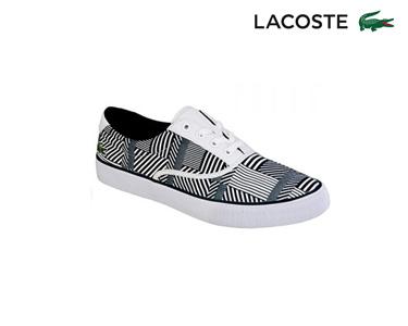 Ténis Lacoste® Bellevue CS Homem | Azul e Branco