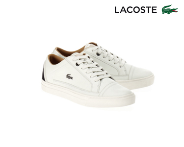 Ténis Lacoste® Bowerey Homem | Branco