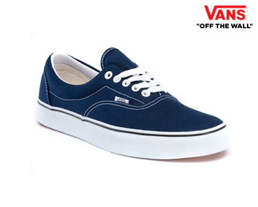 Ténis Vans® Era Navy | Escolha o Tamanho