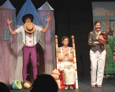 «A Princesa Aborrecida» - Bilhete Duplo   Teatro Infantil no Teatro Turim