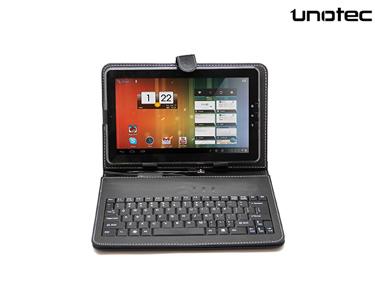 Capa com Teclado para Tablet 10'