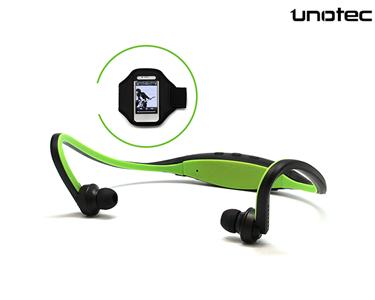 Auriculares Bluetooth | C/ Bracelete Incluída | Escolha a Cor