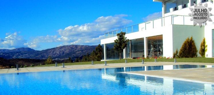 Água Hotels Mondim de Basto 4* | 1 a 7 Noites c/ Opção Meia Pensão ou Tudo Incluído