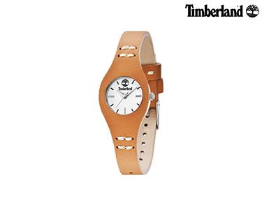 Relógio Timberland® Laconia Castanho