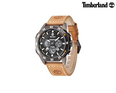 Relógio Timberland® Thorndike Castanho