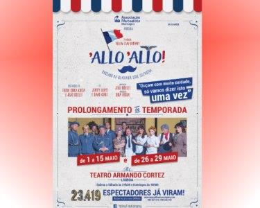 «Allo Allo» - A Comédia Clássica | Teatro Armando Cortez