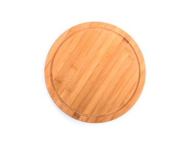 Base Giratória em Bambu | Escolha a Cor