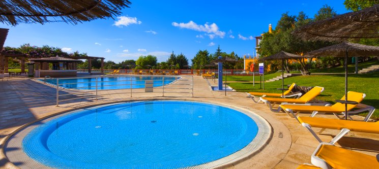 Férias a Sul! 1 a 5 Noites no Hotel Colina Lapa Club 4* | Lagoa