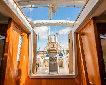 Velejar no Tejo a Dois c/ Opção de Barco Exclusivo | Até 10 Pessoas | Lisboa