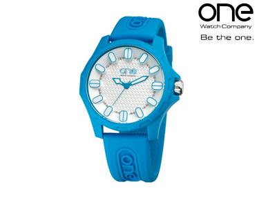 Relógio One® Colours Glow | Azul