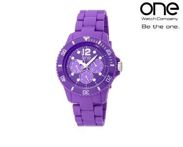 Relógio One® Senhora Tint   Roxo