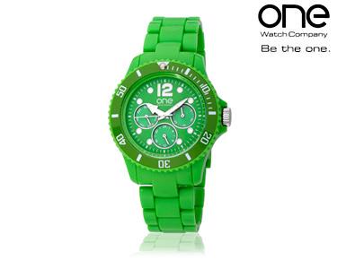Relógio One® Senhora Tint   Verde