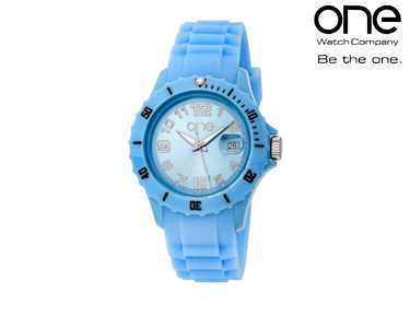 Relógio One® Senhora Palette | Azul