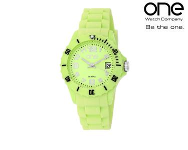 Relógio One® Senhora Palette | Fluorescente