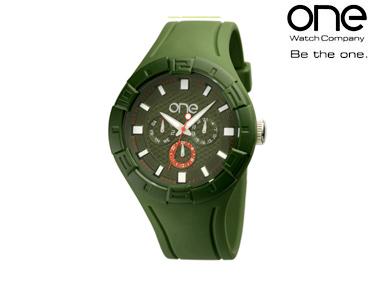 Relógio One® Colours Blur | Verde
