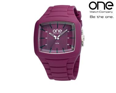 Relógio One® Senhora Solid | Roxo